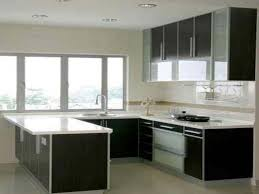 remodeling small kitchens desk design modern small u shaped