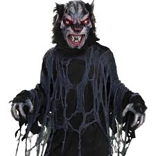 night beast werewolf costume