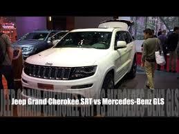 jeep grand mercedes jeep grand srt 2016 vs mercedes gls 2016