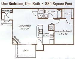 1 bedroom apartment square footage parklands rochester ny apartment floor plans