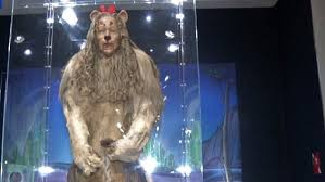 Cowardly Lion Costume Cowardly Lion Costume From The Wizard Of Oz Sells For 3m At