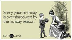 December Birthday Meme - why late december birthdays stink control your own thoughts