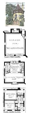 Download Tower House Plans
