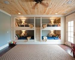 Three Level Bunk Bed 4 Bed Bunk Beds 16 Totally Feasible Loft Beds For Normal Ceiling