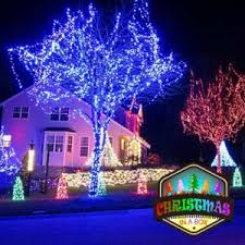 christmas light show packages jolt lighting llc shop christmas in a box packages