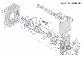 kiln wiring diagram kiln lt 3k kiln wood kiln accessories kiln