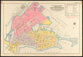 Map Of Boston Ma Outline U0026 Index Map Of South Boston Wards 13 14 U0026 15 And Part