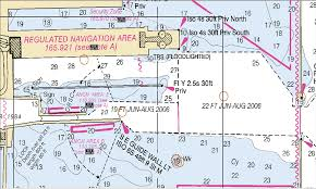 Pink Line Chicago Map by Caska Chicago Area Sea Kayakers Association Noaa Nautical Charts