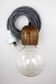 Pendant Light Cable Lighting Awesome Plug In Pendant Light With Strong Cable And Bulb