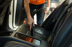 Car Cleaner Interior Steam Car Wash Stock Images 118 Photos