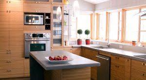 stratifié comptoir cuisine les différents matériaux possibles pour vos comptoirs de cuisine