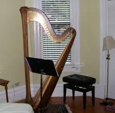 used harp the harp herald