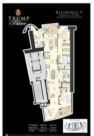 floor plan trump palace sunny isles beach trump palace condo for floor plan f