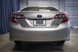 2013 toyota camry le fwd hybrid northwest motorsport