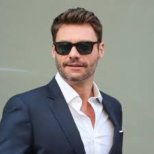 Mens Hairstyles With Line by Ryan Seacrest And Dr Harold Lancer Team Up On Skin Care Line