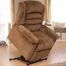 Stylish Recliner Furniture Seat For Head To Toe Comfort With Mega Motion Lift