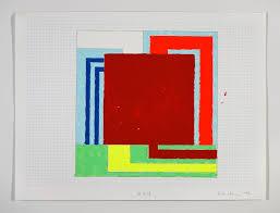 whitechapel gallery artist edition peter halley 1992