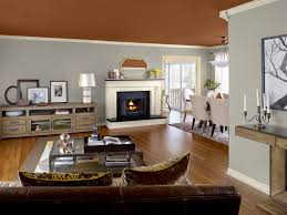 interior paint color ideas two color wall house decor picture