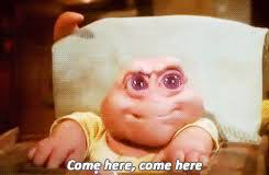 Baby Sinclair Meme - dinosaurs baby sinclair gif find share on giphy