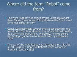 introduction to robotics nxt ppt