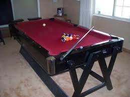 air hockey combo table harvard pool table and air hockey combo basement dream pinterest