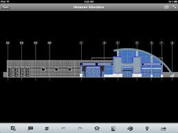 between the lines autocad