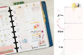 design planner diy planner archives amanda hawkins ahhh design