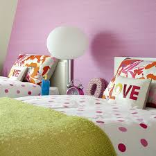 Girls Bedroom Carpet Elegant Bedroom For Girls With Big Headboard Also Flowers Painting