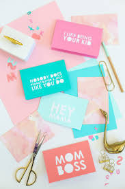 mothers day card diy typography mother u0027s day cards lovely indeed