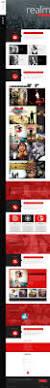 Home Design Layout Templates 143 Best Web Design Images On Pinterest Web Layout Web Design