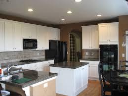 kitchen best color for kitchen cabinets painted white cabinet