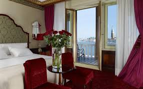 luxury lagoon view double with balcony hotel danieli venice
