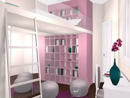 chambre de fille aménagement chambre de fille mh deco