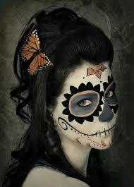 Catarina Halloween Costume Catarina U2026 Fantasias Sugar Skulls Sugaring Makeup