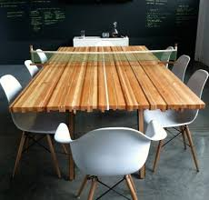 Table Tennis Meeting Table Rustic Ping Pong Conference Table Coma Frique Studio 6cb7f7d1776b