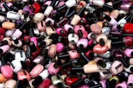 nail polishbrown beauty