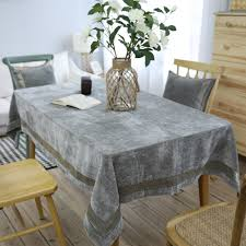 Fitted Round Tablecloth Online Get Cheap Event Tablecloths Aliexpress Com Alibaba Group
