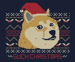 Christmas Doge Meme - such christmas doge t shirt christmas doge meme shirt