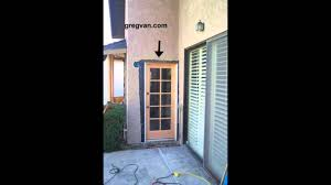 Flashing Patio Door by Door Flashing Tips For Large Exterior Walls Home Building Tips