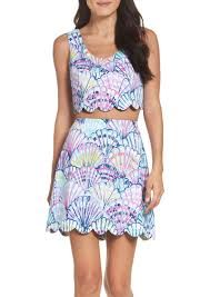 Lilly Pulitzer Lilly Pulitzer Cadden Two Piece Dress Dresses