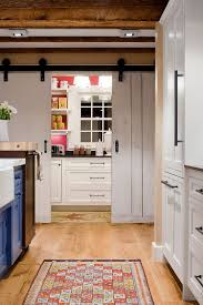 Where To Buy Interior Sliding Barn Doors by 25 Trendy Kitchens That Unleash The Allure Of Sliding Barn Doors