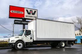 2007 freightliner m2 106 24 ft box truck mccoy freightliner