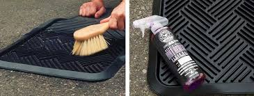 chemical guys mat renew rubber vinyl floor mat cleaner protectant
