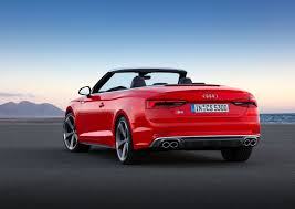 audi dashboard a5 audi a5 and s5 cabriolet coming to 2017 detroit auto show