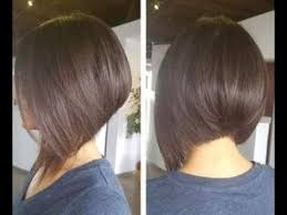 pictures of graduated long bobs how to cut graduated bob haircut tutorial step by step