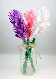 hyacinth flower easy paper hyacinth flowers s s