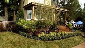 Pretty Garden Ideas Small Front Yard Landscaping Ideas Landscape Garden Deck