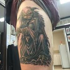 empire tattoos gold coast australia artist damo leigh specialises