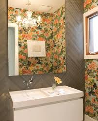 living room enchanting about using bathroom wallpaper discount