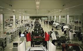 mclaren factory interior mclaren hints at u0027game changing u0027 future cars as new production